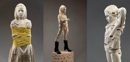 esculturas humanas 3