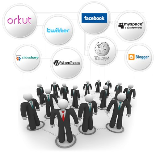 comunicação e mídias sociais
