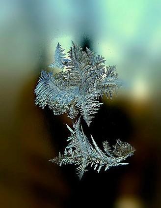 cristais frio
