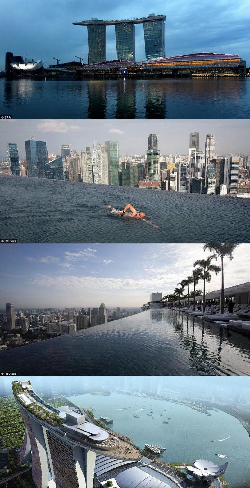 Marina Sands Hotel