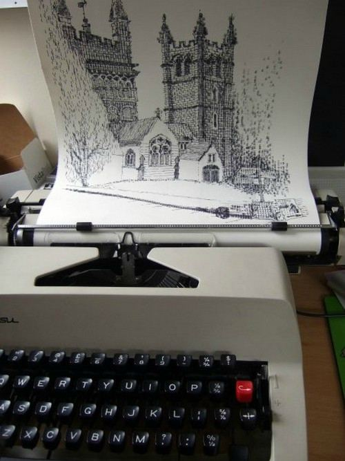 Keira Rathbone Typewriting1