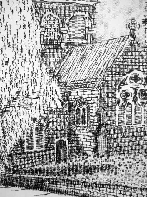 Keira Rathbone Igreja