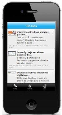 aplicativo para dispositivos iOS