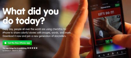 Crie sua própria storyteller
