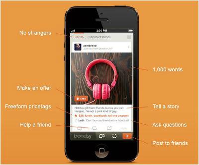 Troque produtos pelo smartphone