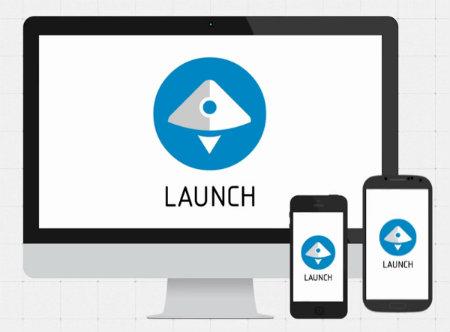 protótipos de aplicativos