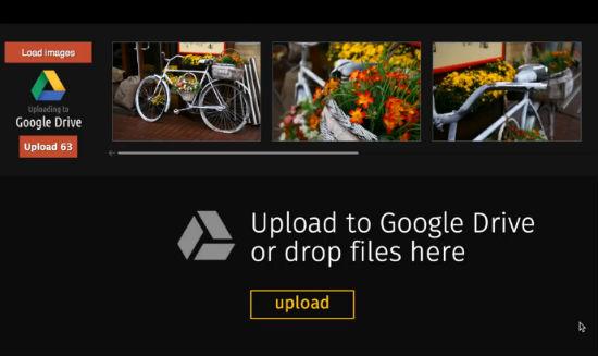 fotos no Google Drive