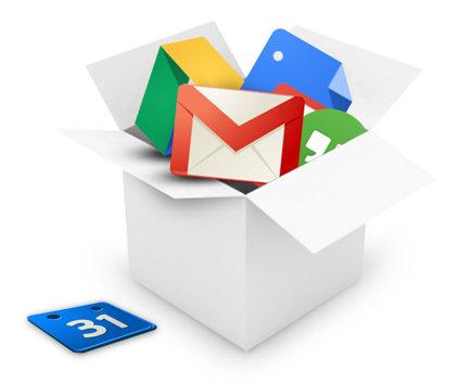 Google Apps para trabalhar