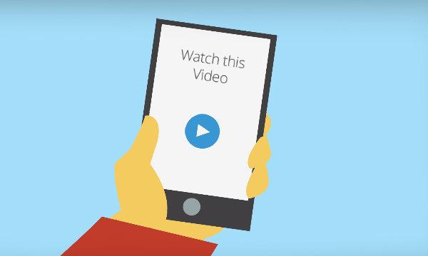 Crie vídeos animados