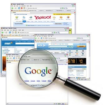 Google sites de buscas