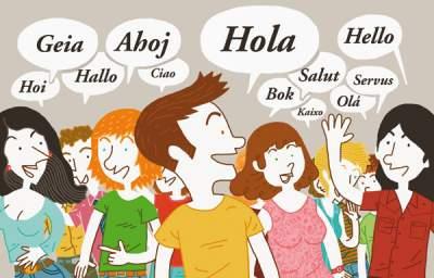 aprender um idioma