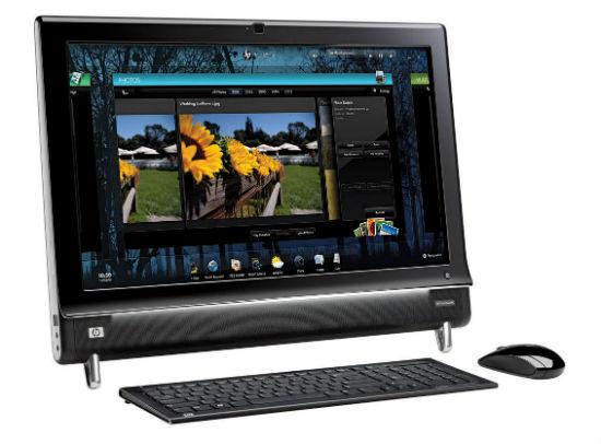 Desktop HP Touchsmart 2