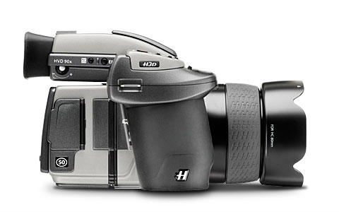 Câmera Hasselblad H3DII