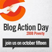 somos pobres blog action day