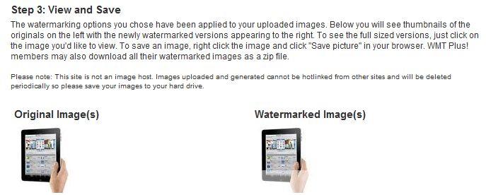 watermark tool salvar