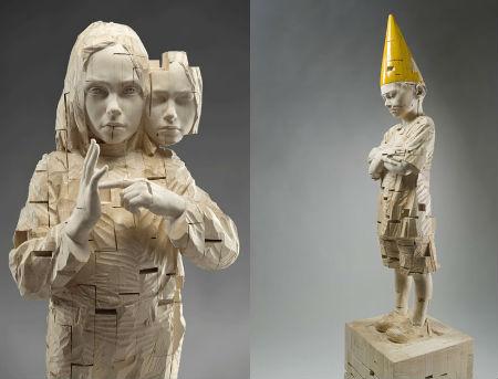 esculturas humanas 2