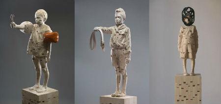 esculturas humanas 4