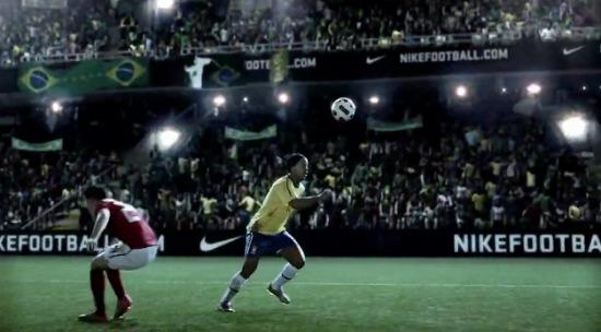 Nike Write the Future