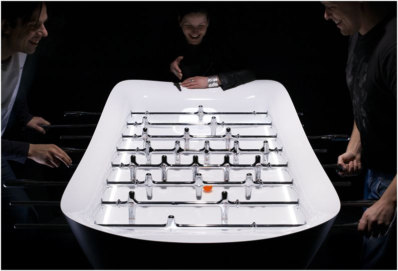 luxury football table