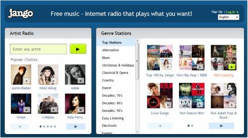 Música online
