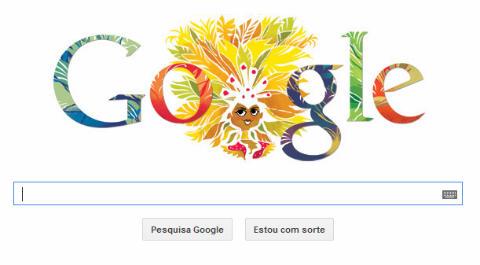 Dia de Carnaval Google