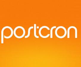 Postcron redes sociais