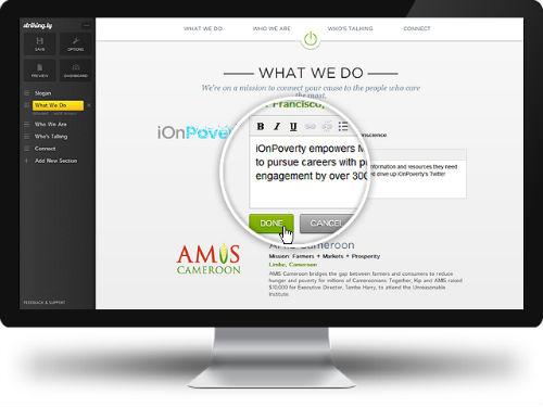 Criar sites otimizados