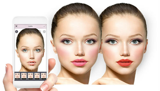 Teste próxima maquiagem