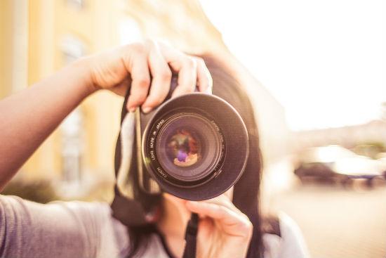 proteja suas fotos